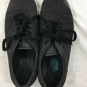 VANS Shoes - Vans Off The Wall Cloth Fabric Sneakers Shoes